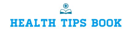 Health Tips Book